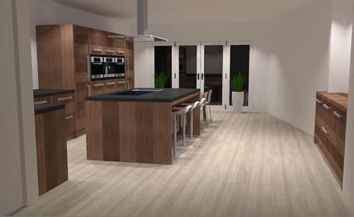 Keuken Modern Open : Keuken modern en open prelux design
