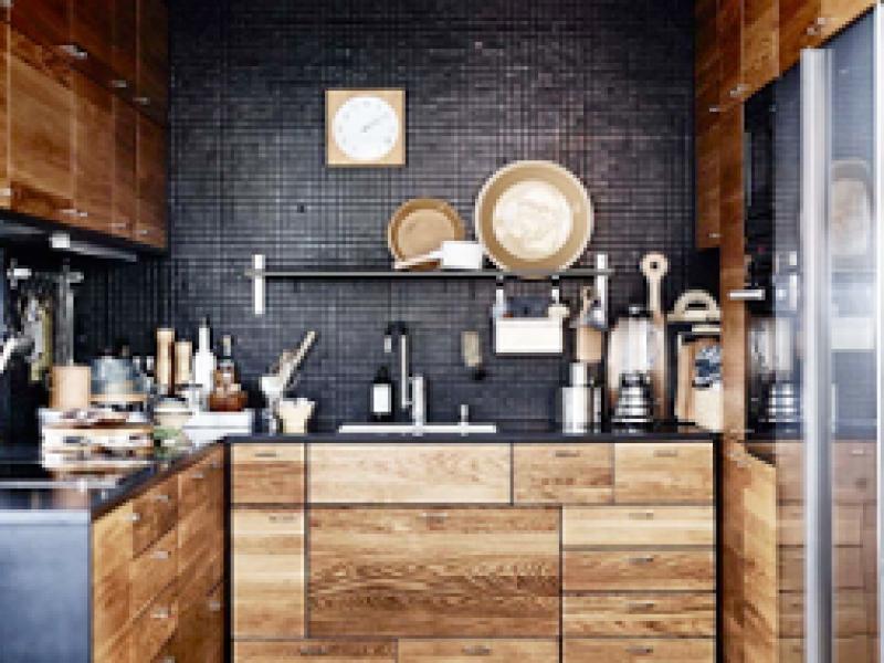 Keuken scandinavisch en modern