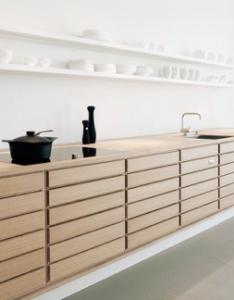Keuken modern en strak