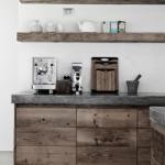 Keuken sfeervol en robuust