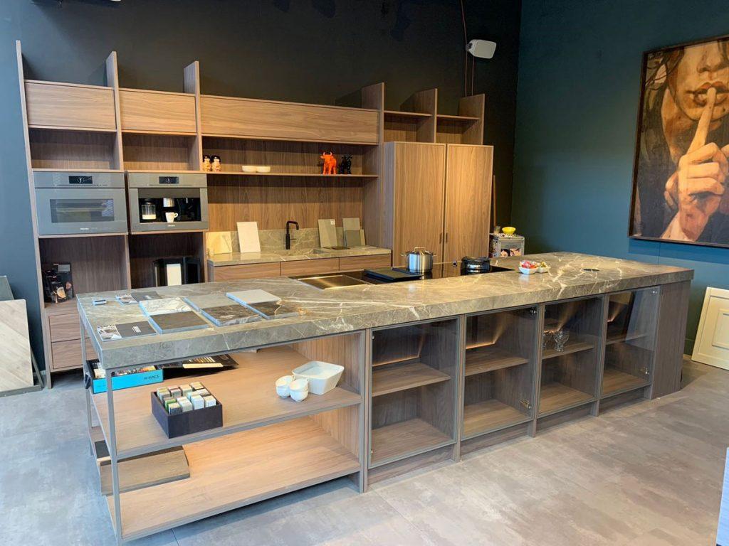 keuken op de VT woon en designbeurs