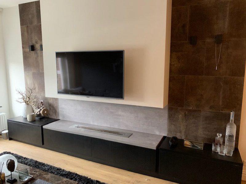 Haard-tv-meubel