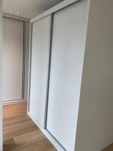 Garderobe slaapkamer